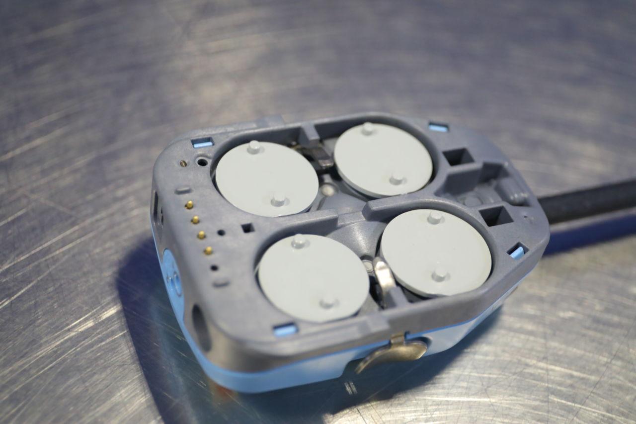 DA VINCI 420181 Resano Forceps - Lot of 2