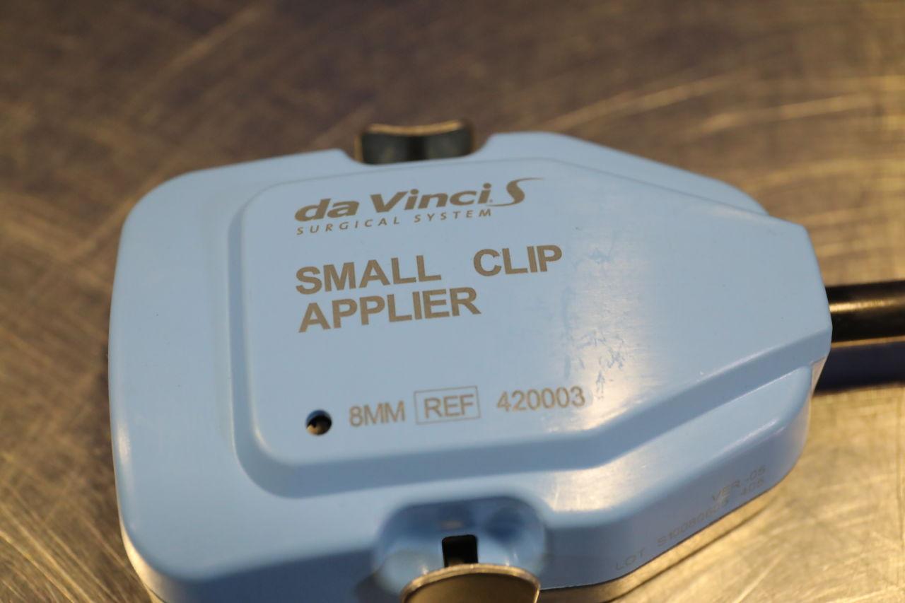 DA VINCI 420003 Small Clip Applier - Lot of 3