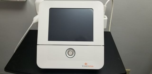 VENUS CONCEPTS Viva 100240V 2 hand pieces  5 Scan FX tips Laser - Radio Frequency (RF)