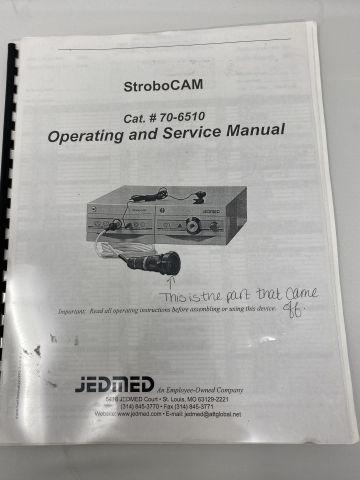 JEDMED StroboCam XION