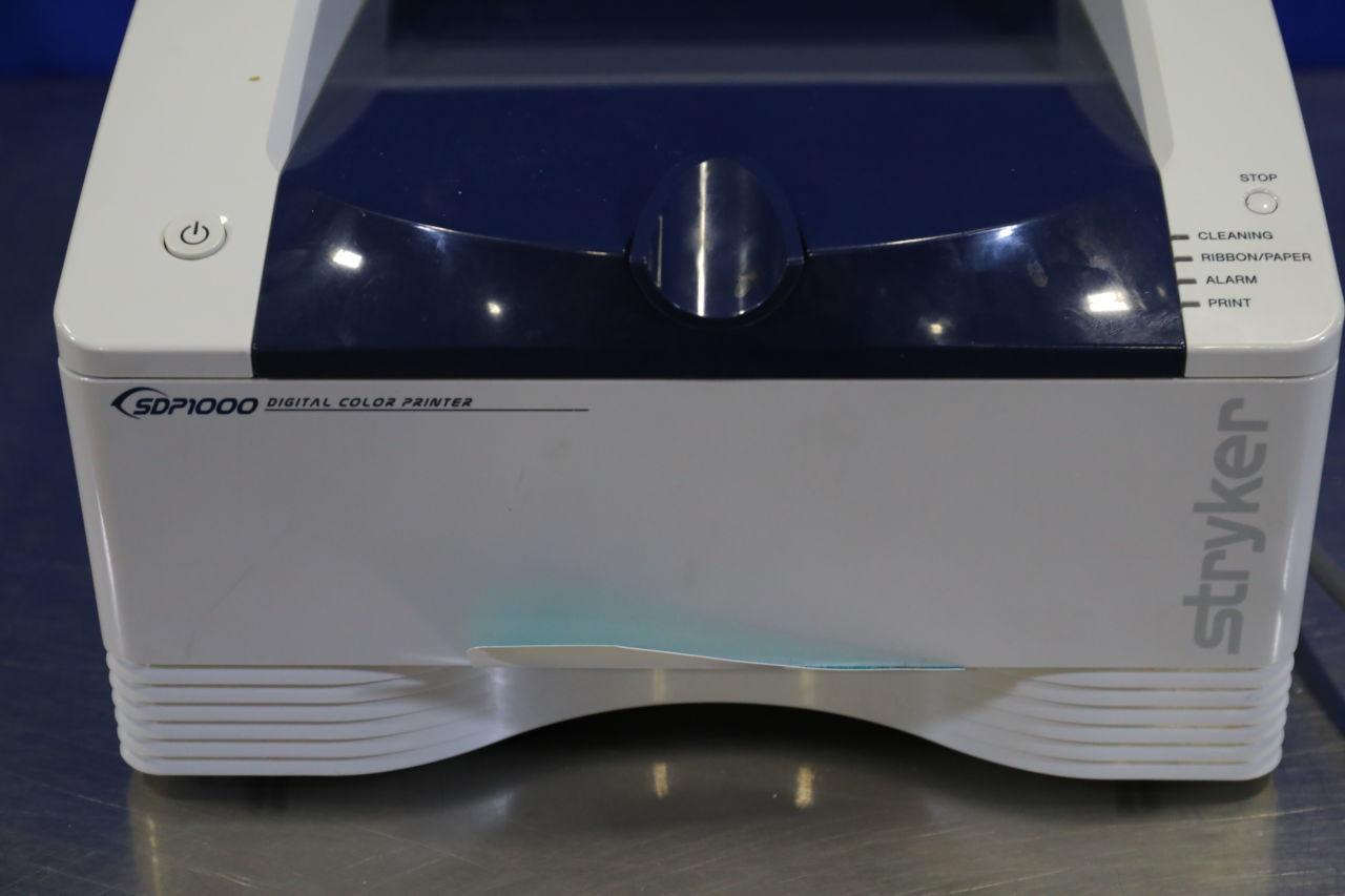 STRYKER SDP1000 Printer