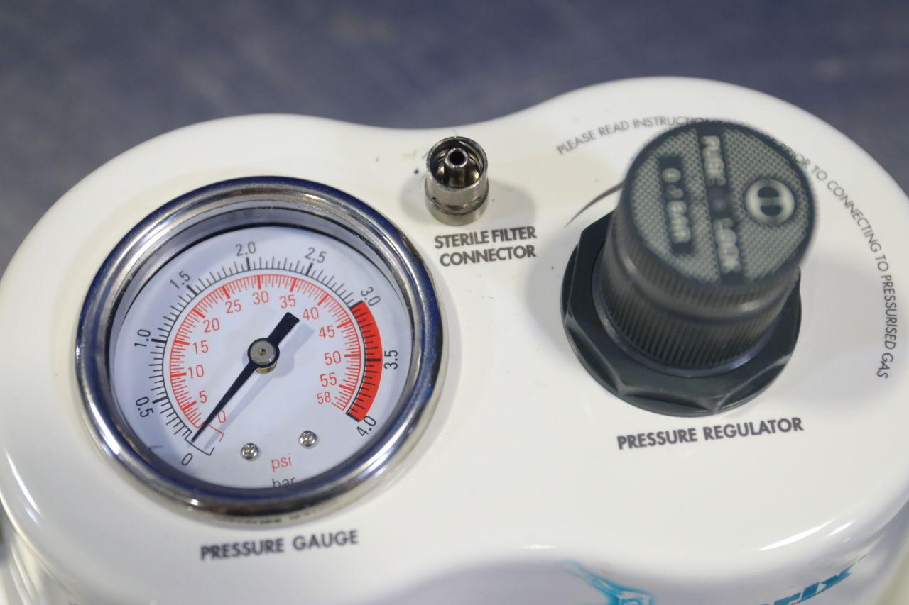 OMRIX BIOPHARMACEUTICALS  Pressure Regulator