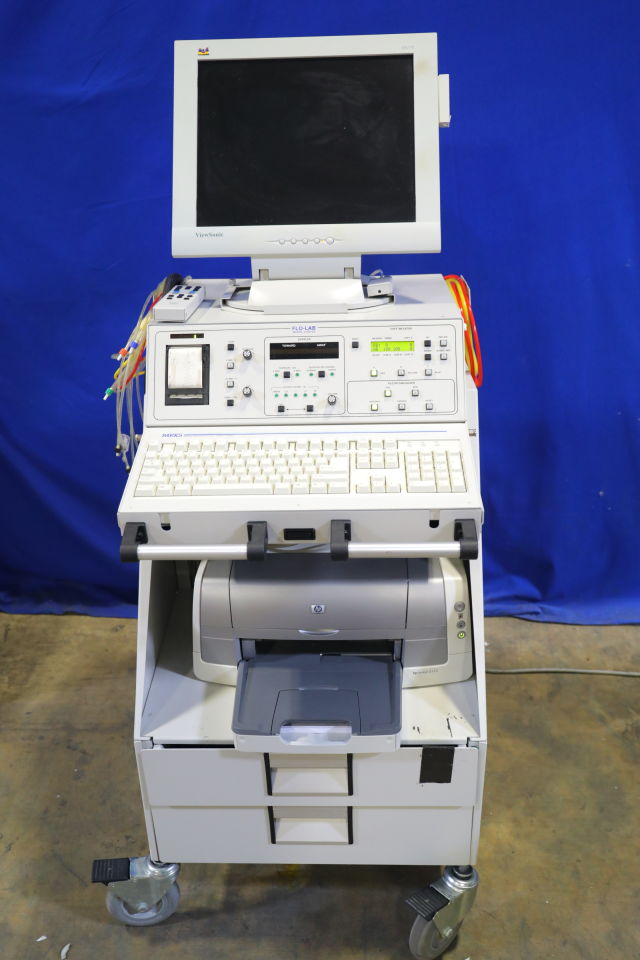 PARK MEDICAL ELECTRONICS 2100-SX Modular Vascular Lab