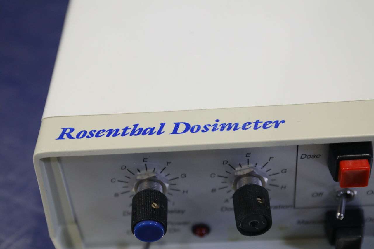 PULMONARY DATA SERVICES  Rosenthal Dosimeter