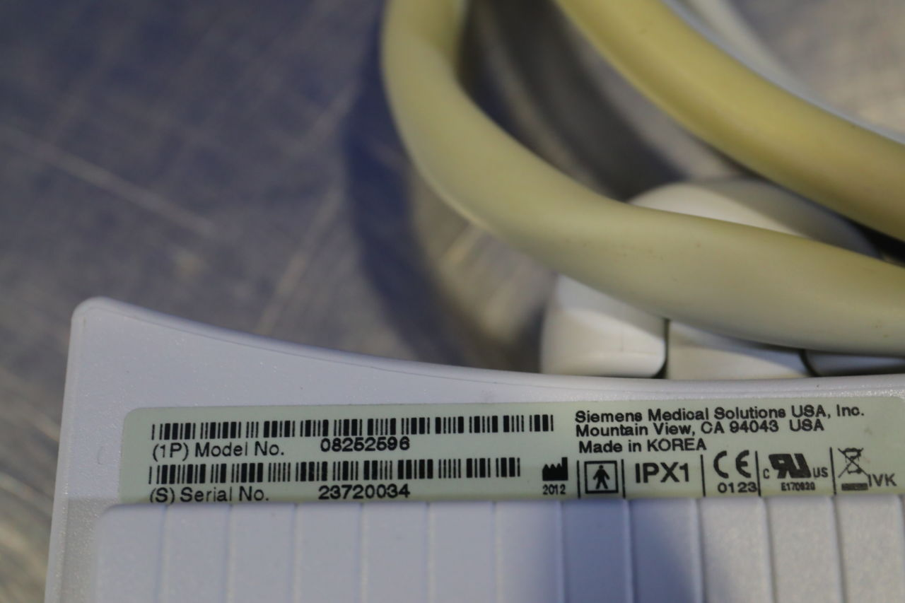 ACUSON 15L8w Ultrasound Transducer