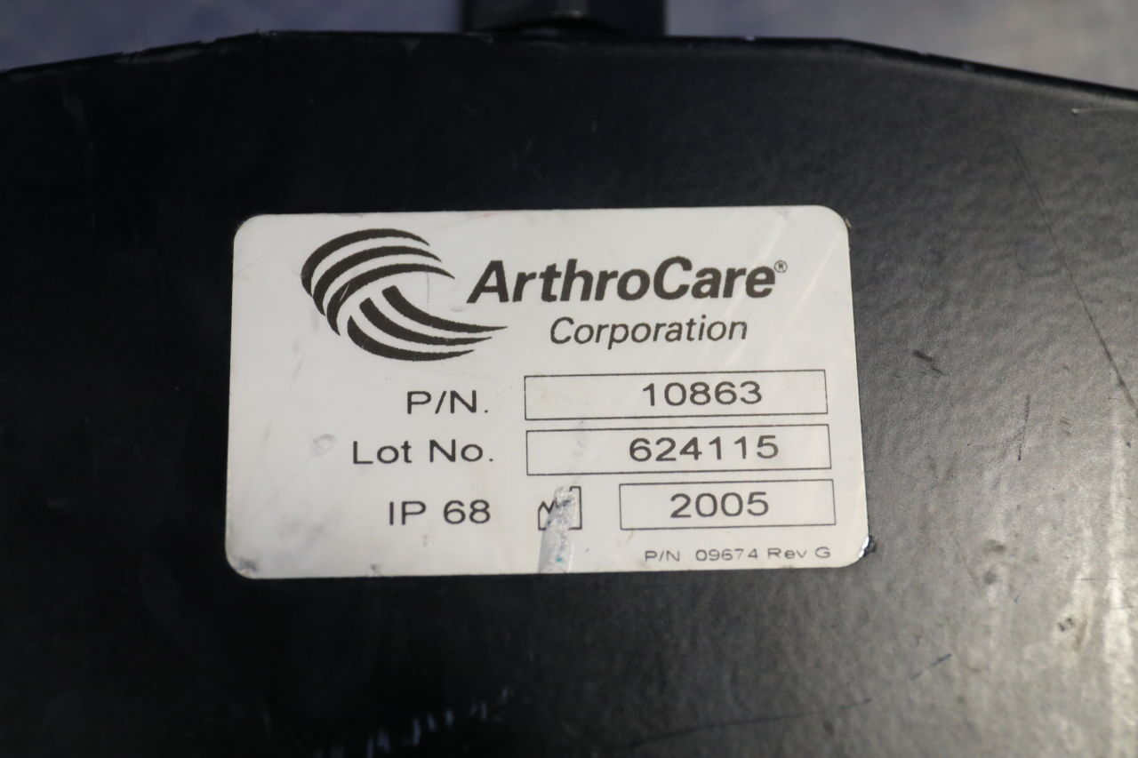 ARTHREX PN#: 10863 Foot Switch