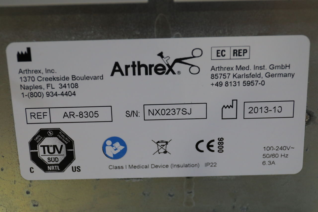 ARTHREX Synergy Resection Arthroscopy Shaver System