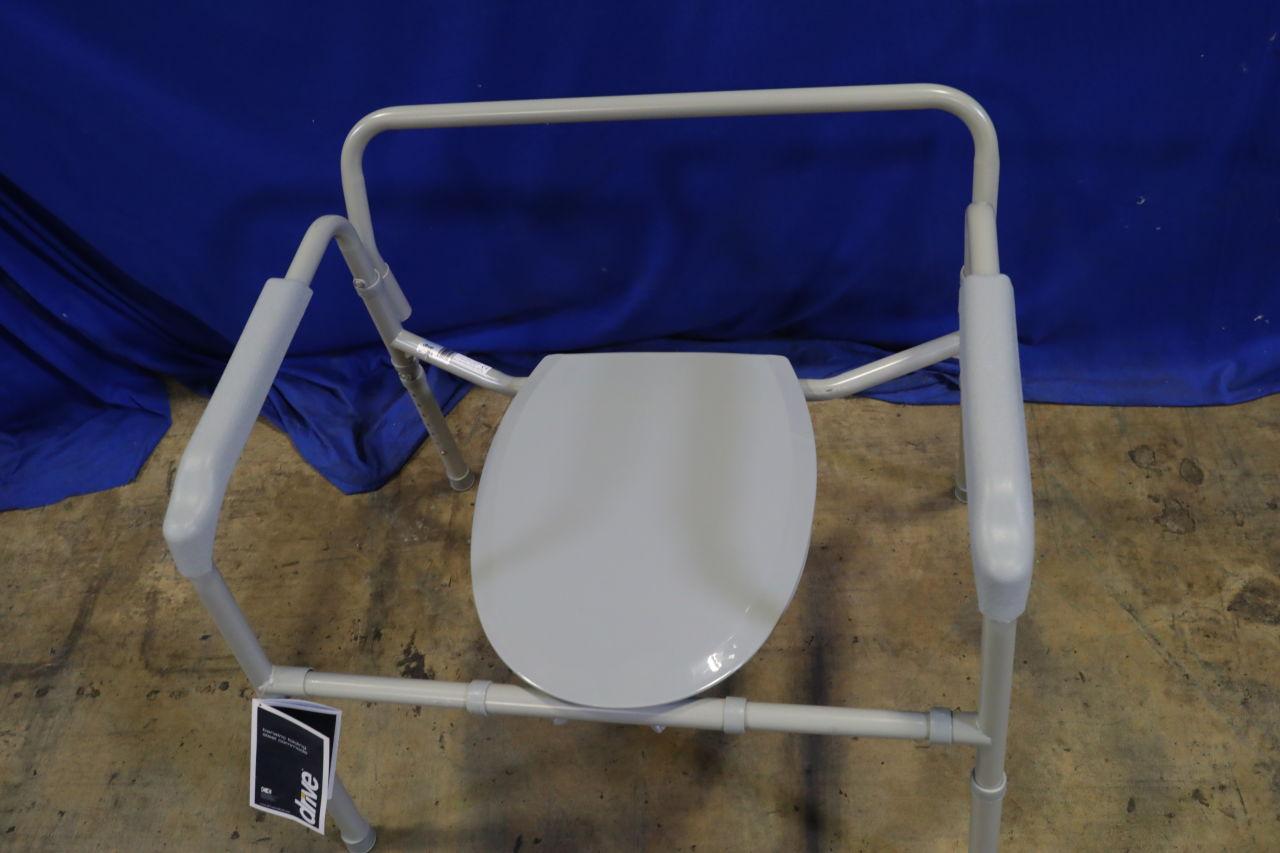 DRIVE 11117N-1 Adult Toilet Chair