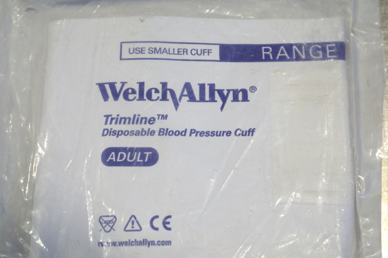 WELCH ALLYN 39023 BP Cuffs - Lot of 4