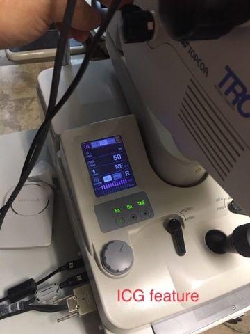 TOPCON TRC50DX Fundus Camera