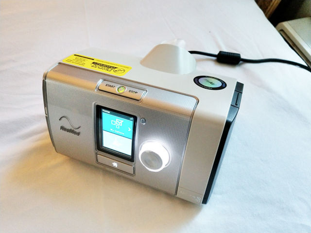 RESMED Resmed AirCurve 10 VAuto BiLevel BiPap Machine 100 positive Ebay seller Bi-level PAP