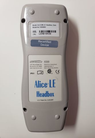 PHILIPS RESPIRONICS Alice 5 LE Head Box