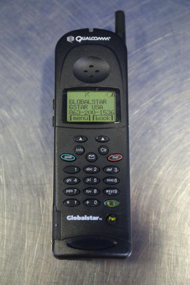 GLOBALSTAR GSP-1600 Telephones