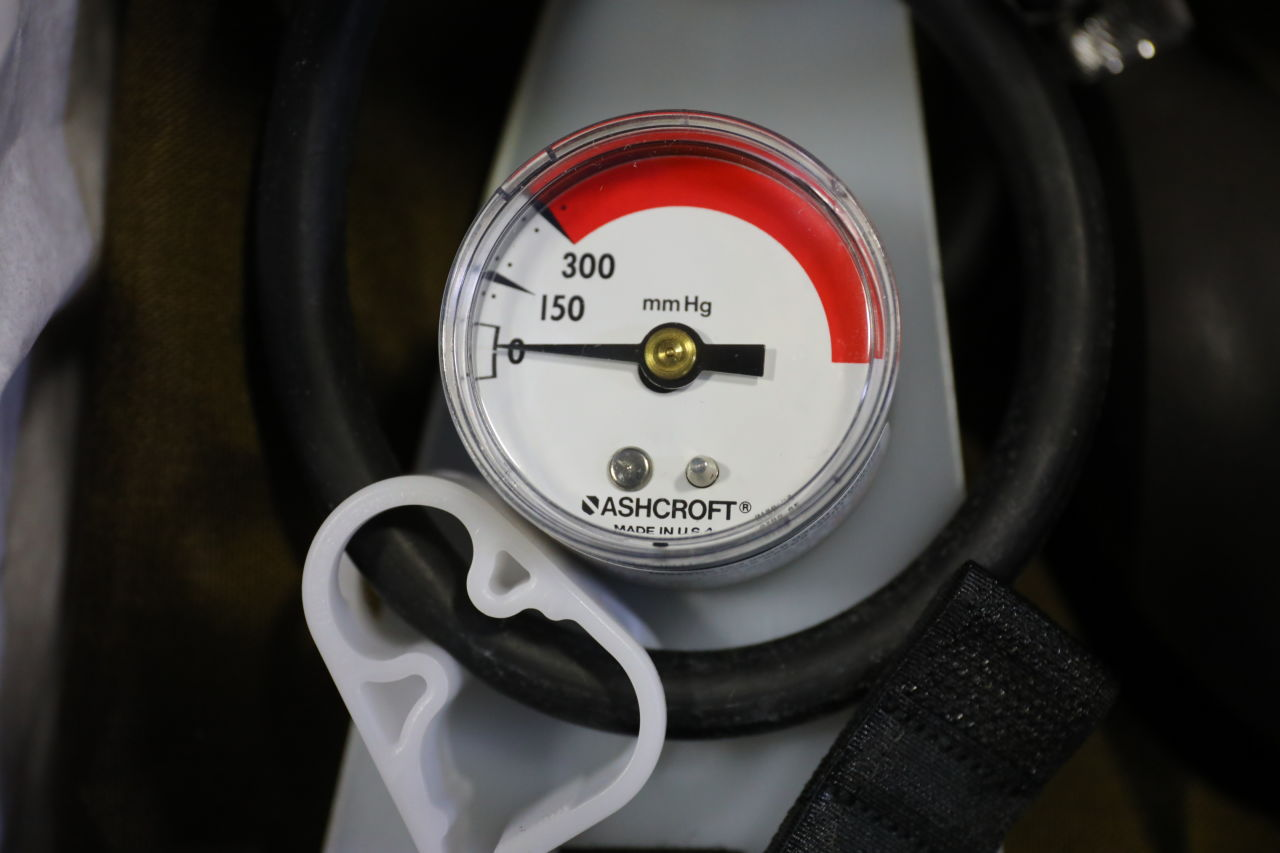 ABBOTT 42351-01 Pressure Administration Cuff