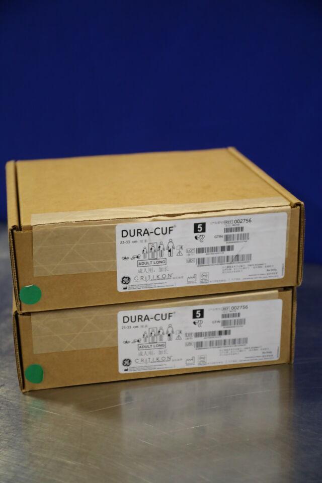 CRITIKON 002756 Dura-Cuf BP Cuff - Lot of 2