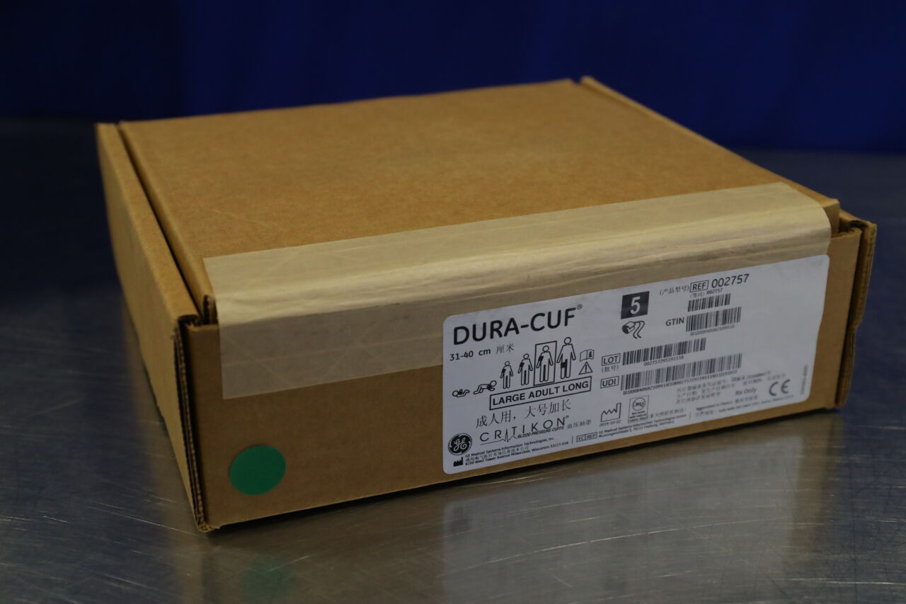 CRITIKON 002757 Dura-Cuf BP Cuff - Lot of 5