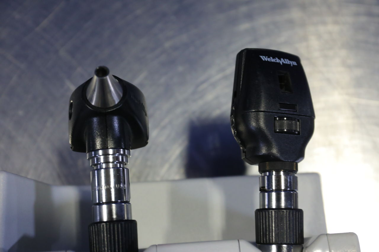 WELCH ALLYN 767 Ophthalmoscope and Otoscope