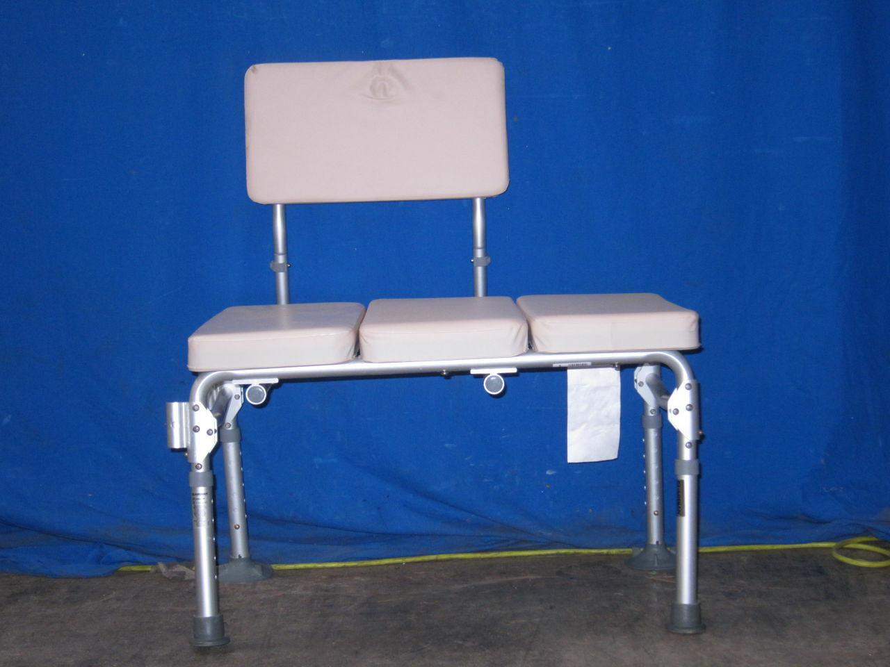 MEDLINE REF# G98338F Chair w/ 3 Cushions