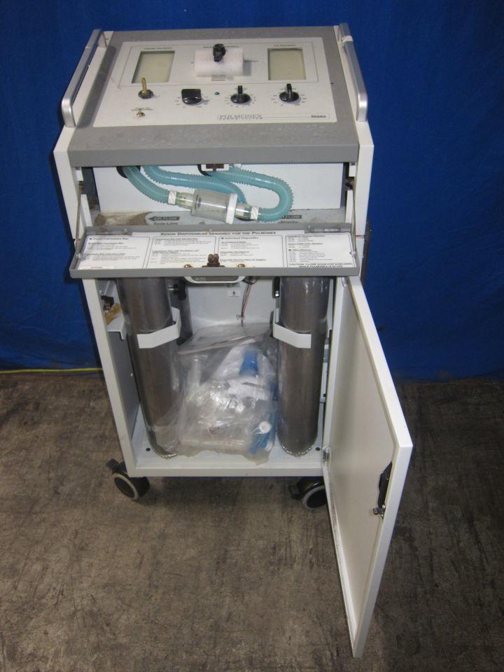 BIODEX MEDICAL Pulmanex 132-503 Xenon System