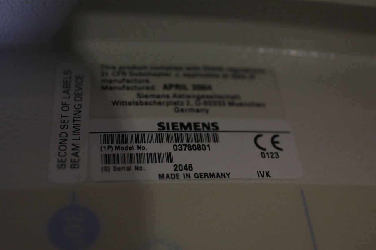 SIEMENS Siremobil Compact L C-Arm