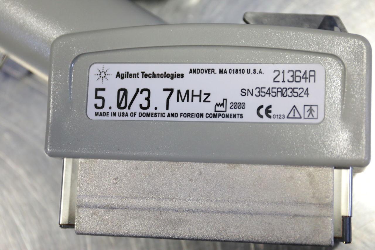 AGILENT TECHNOLOGIES 21364A Ultrasound Transducer