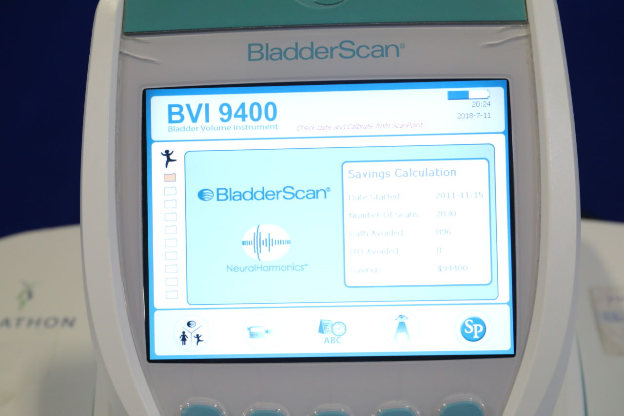 VERATHON BVI 9400 Bladder Scanner Urology