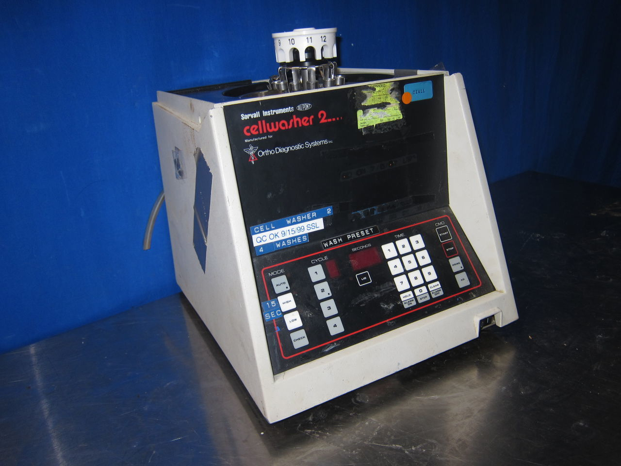 SORVALL INSTRUMENTS  Cell Washer