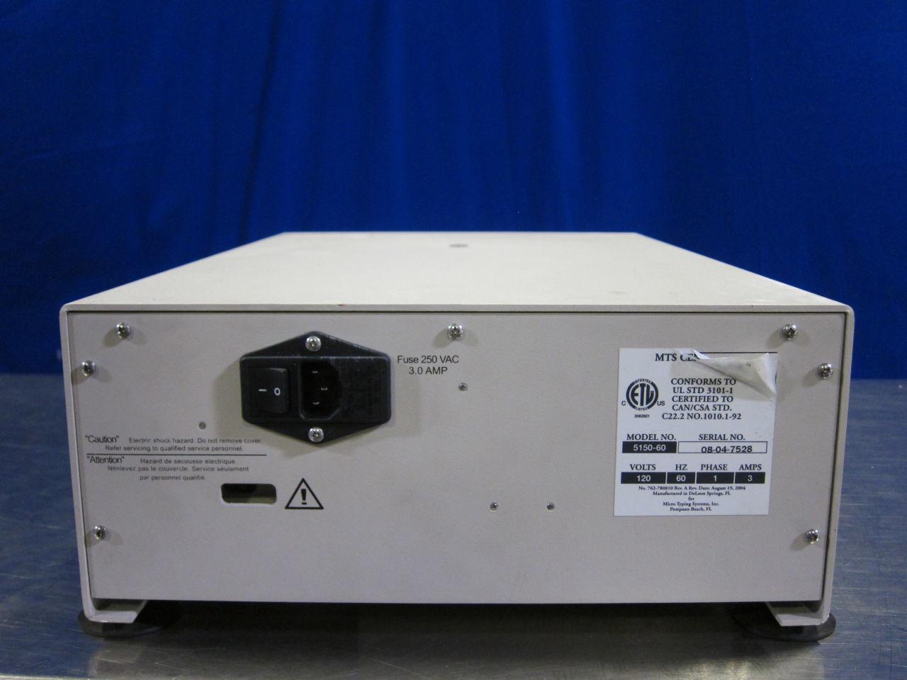 MTS 5150-60 Centrifuge