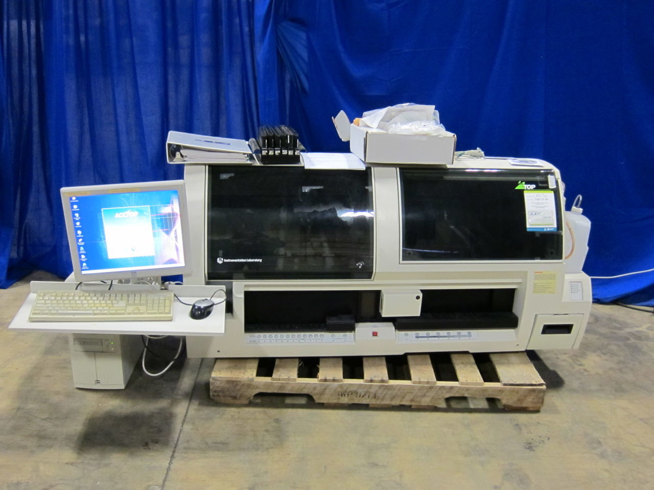 INSTRUMENTATION LABORATORIES ACL Top Coagulation Analyzer