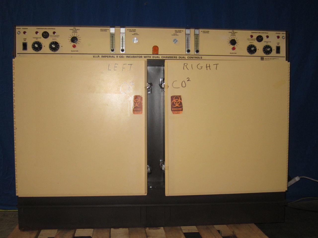 LAB-LINE INSTRUMENTS 425 Incubator