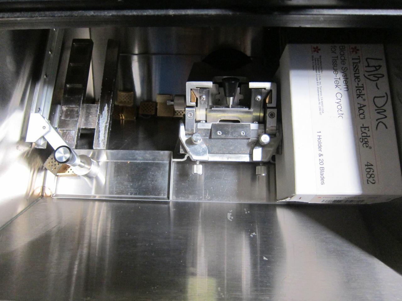 MILES Tissue-Tek II Cryostat