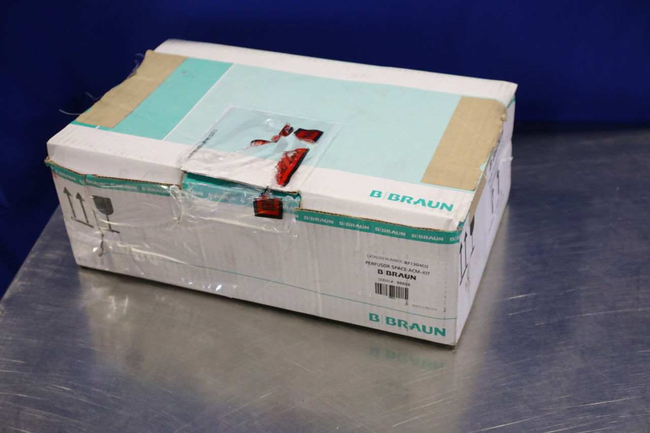 BRAUN Perfusor Pump IV Infusion