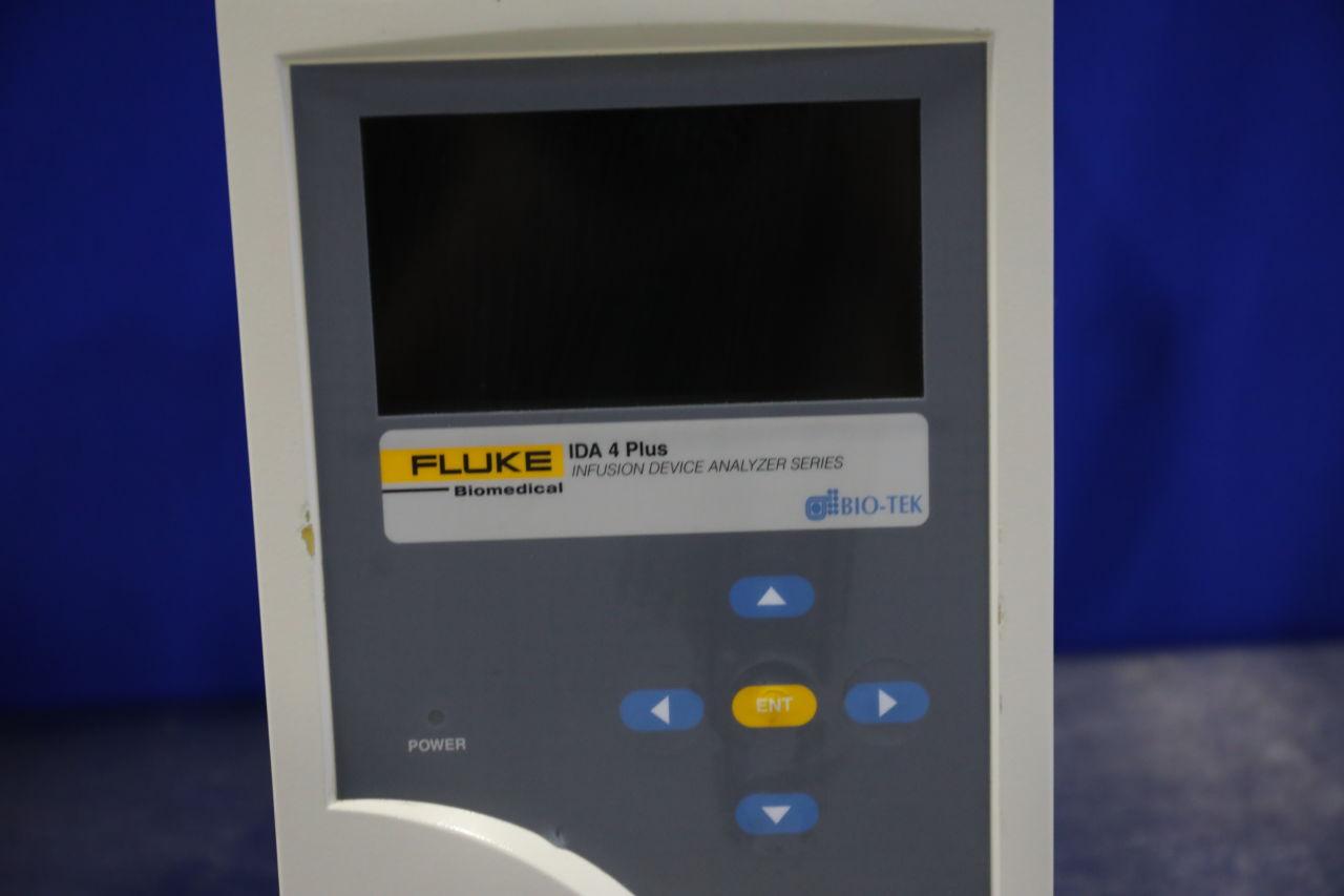 FLUKE BIOMEDICAL IDA4 Plus Pump IV Infusion