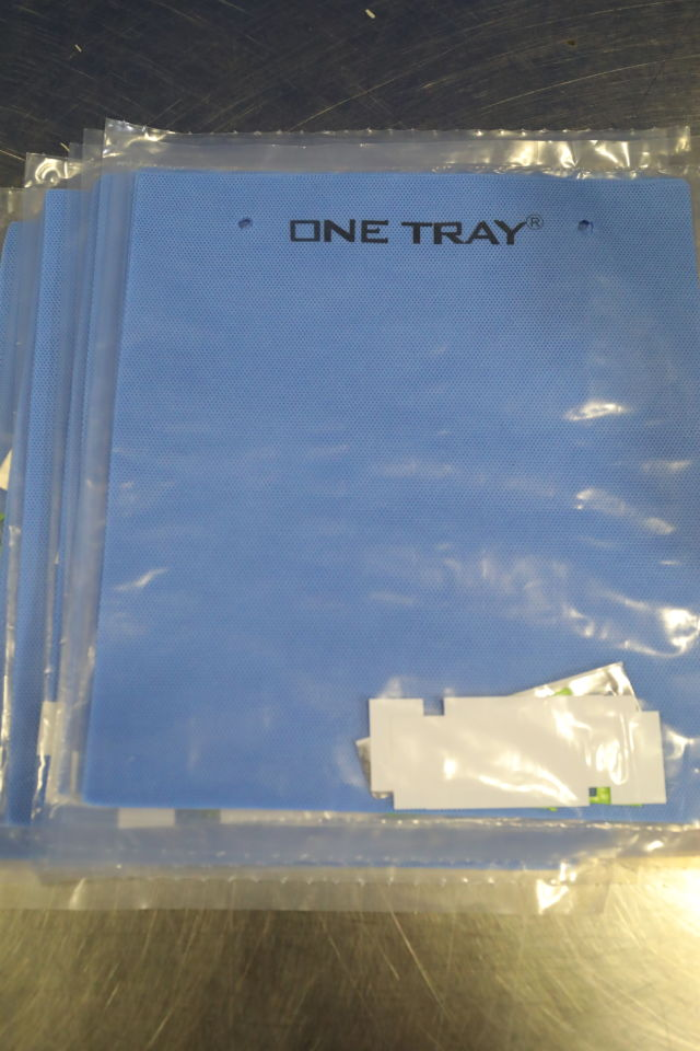 ONE TRAY 86076 Surgical Cases