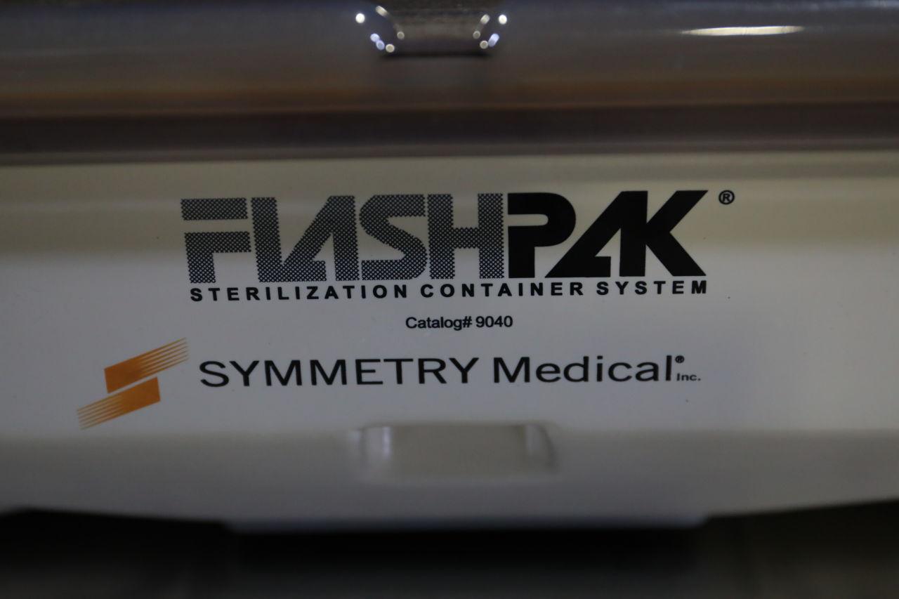 SYMMETRY MEDICAL Flashpak 9040 Surgical Cases