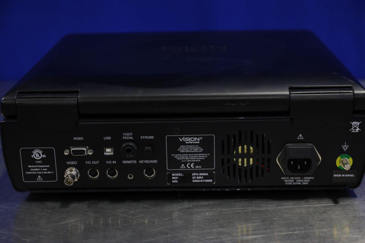 VISION SCIENCES INC DPU-5050A Endoscopy Processor
