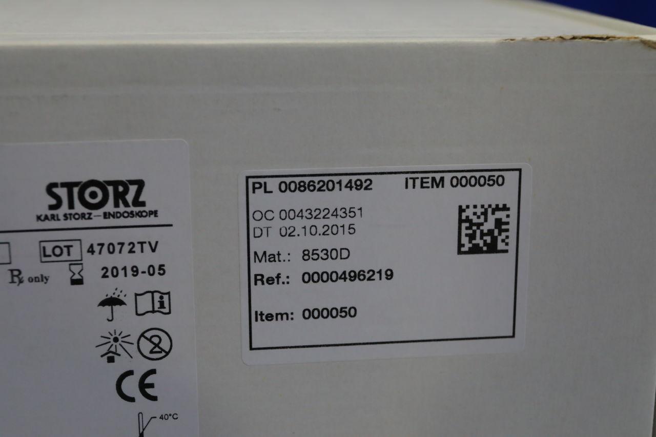 KARL STORZ Laryngobloc 8530DS Laryngoscope