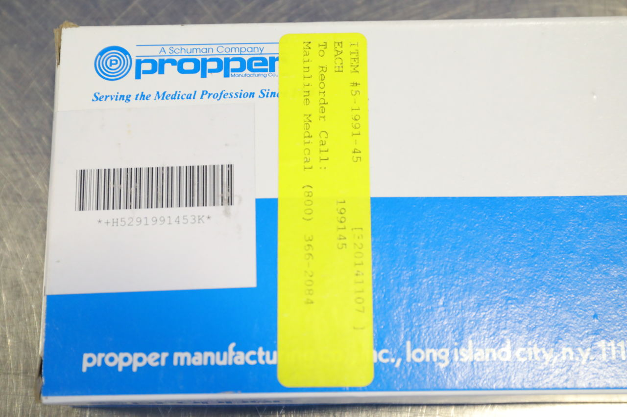 PROPPER 5-1991-45  Blades - Lot of 5 Laryngoscope