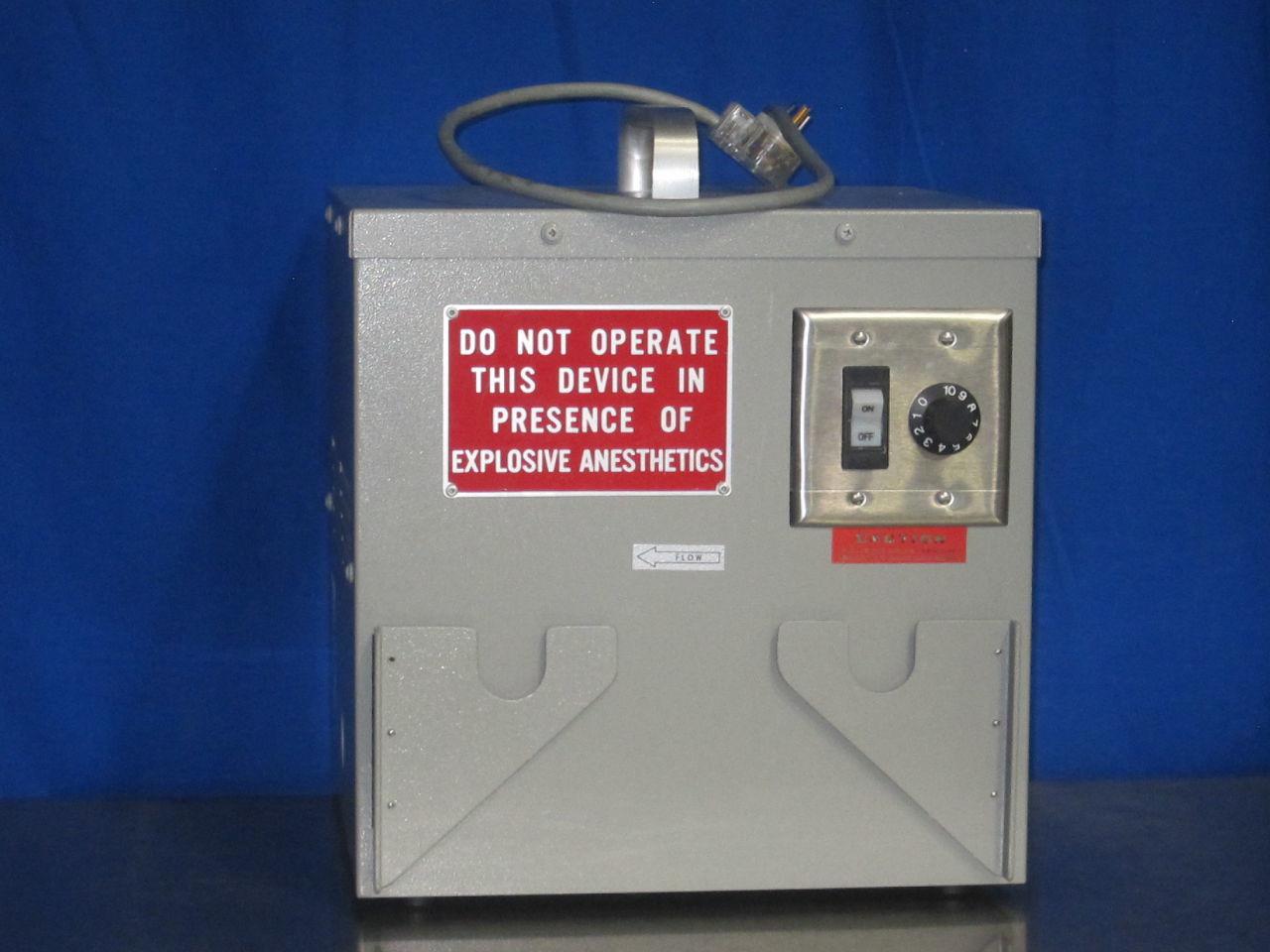 BIOVAC Model LFA Smoke Evacuator
