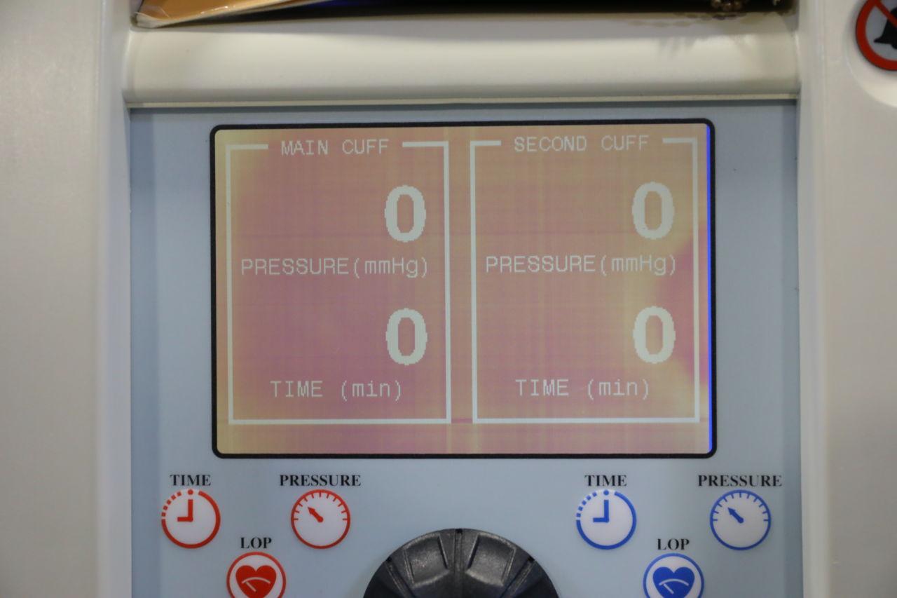 ZIMMER ATS 3000 Tourniquet System