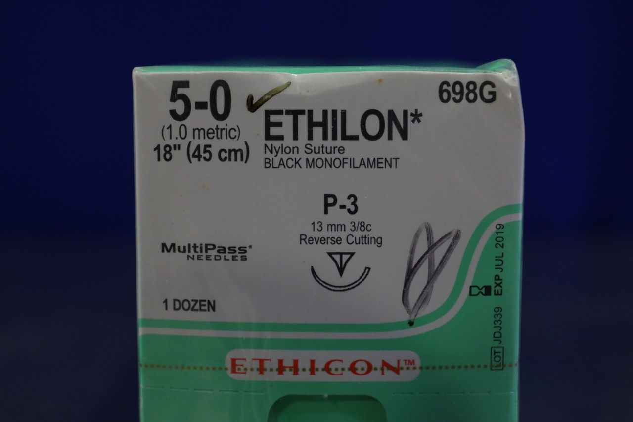 ETHICON 698G  - Lot of 2 Sutures