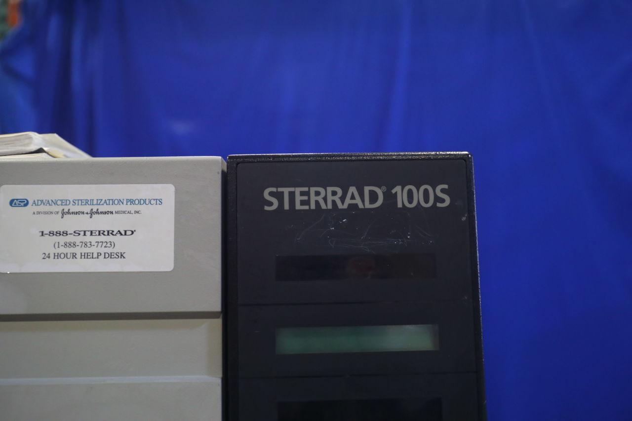 STERRAD 100S Sterilizer