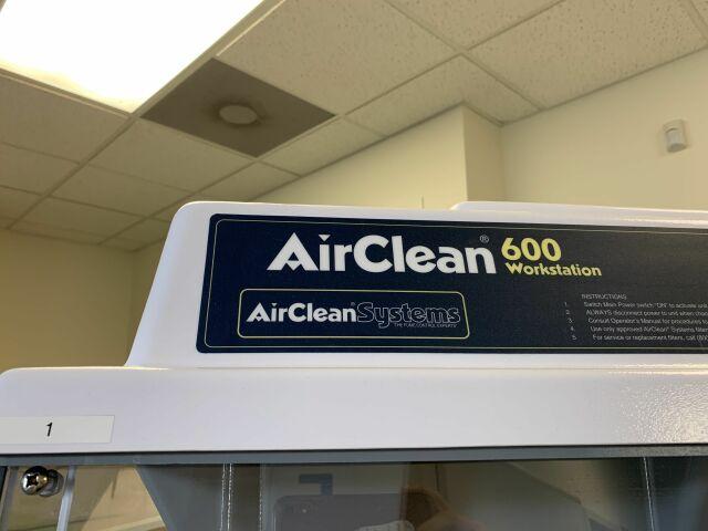 AIRCLEAN AC632TUPUV Fume/Bio Safety Hood