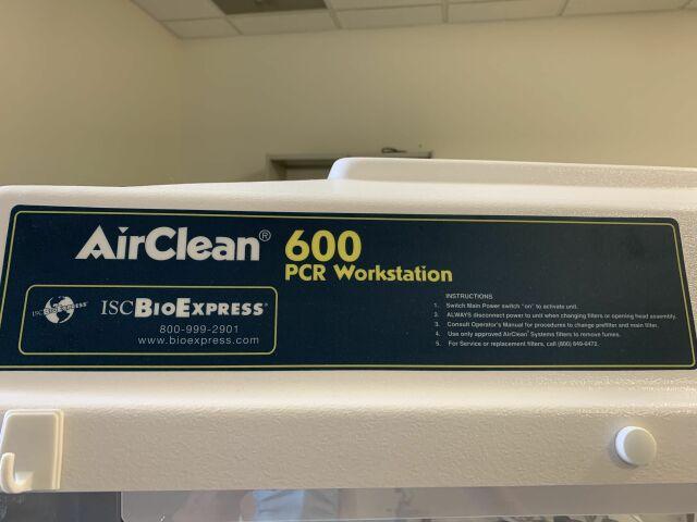 AIRCLEAN AC632DB Fume/Bio Safety Hood