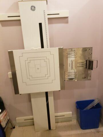 GE Advantx Rad/Fluoro Room
