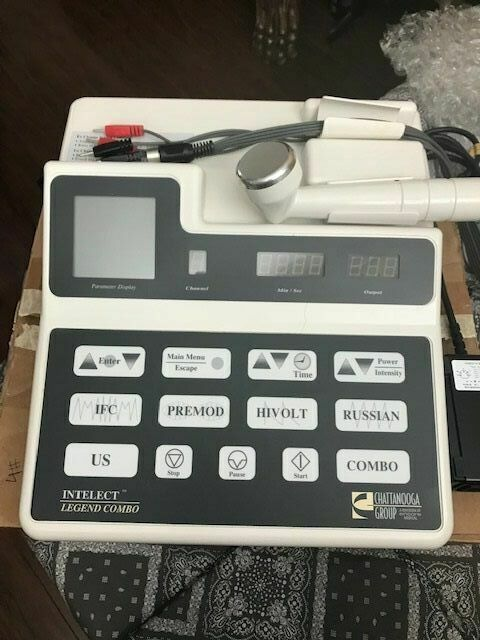 CHATTANOOGA Intelect Legend Ultrasound Therapy Unit