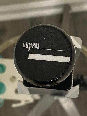 OHMEDA Ohmeda Suction Stand with Regulator Vacuum Equipment
