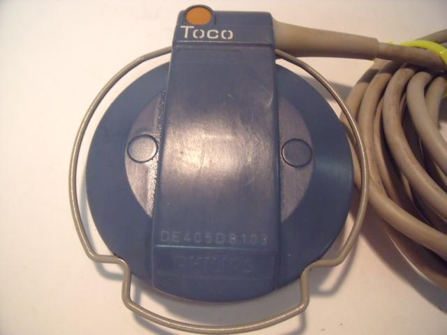 PHILIPS M1355A TOCO  Ultrasound Transducer