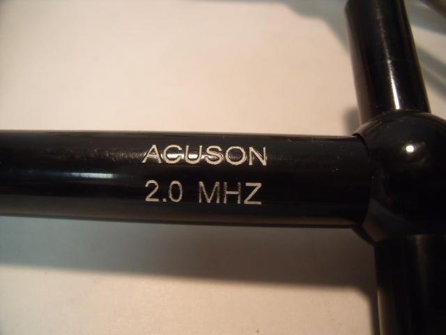 ACUSON 27552 32505884 2.0 MHZ  Ultrasound Transducer
