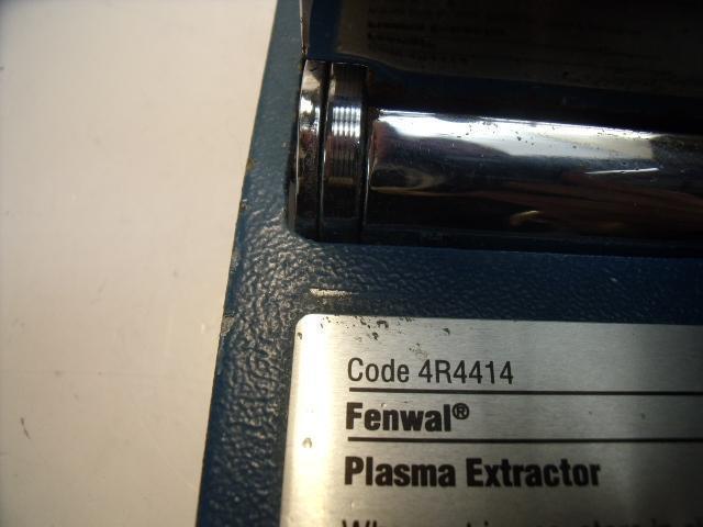 BAXTER 4R4414 FENWAL Laser - Plasma